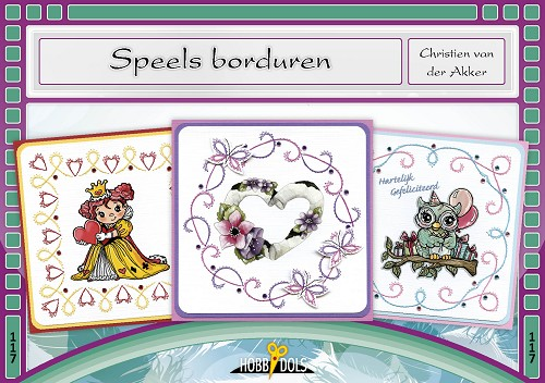 Hobbydols 117 - Speels borduren