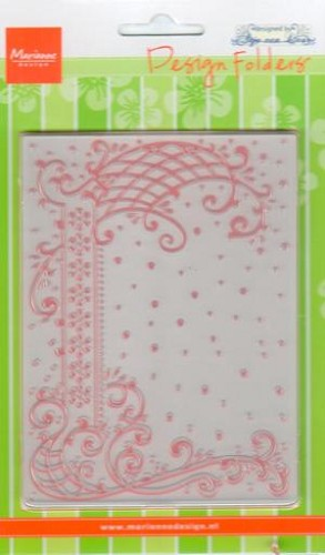 Design folder flowers DF3405