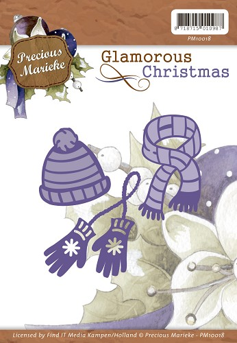 Precious Marieke - Glamorous Christmas - Winter wear