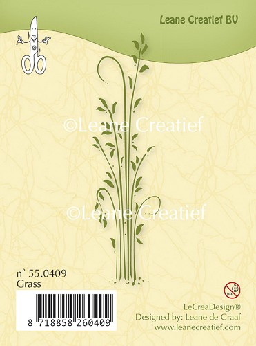 Clear stamp Grass