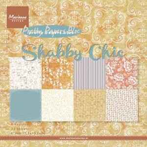 Pretty Papers bloc Shabby chic PK9121