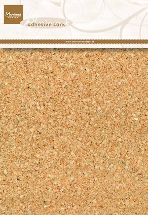 Adhesive cork 1 mm JU0948
