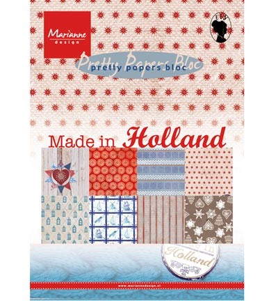 PK9126 - Pretty Papers - A5 - Made in Holland