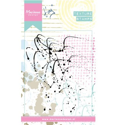 Marianne Design »  » Texture Ink  Splatters MM1607