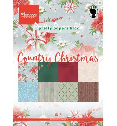 Marianne Design » Pretty Papers - A5 PK9139