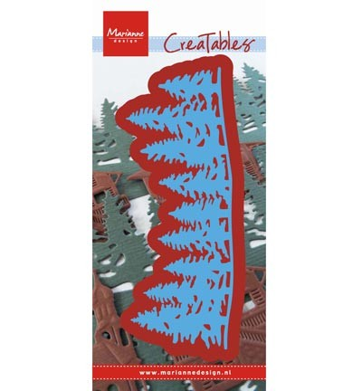 Mallen - Cutting / embossing » » Creatables  Horizon forrest LR0444 *
