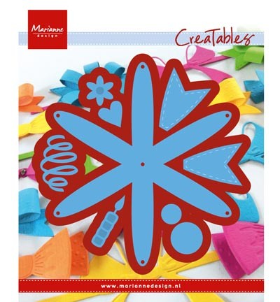 Cutting / embossing » Marianne Design » Creatables  Rosette LR0449 *