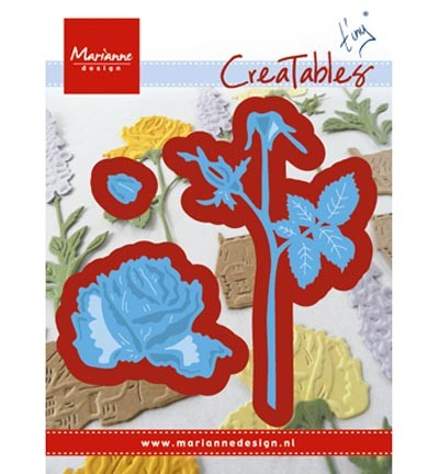 Cutting / embossing » Marianne Design » Creatables Tiny`s Rose LR0451 *