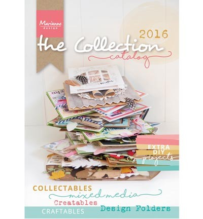 Marianne Design Catalogus CAT2016