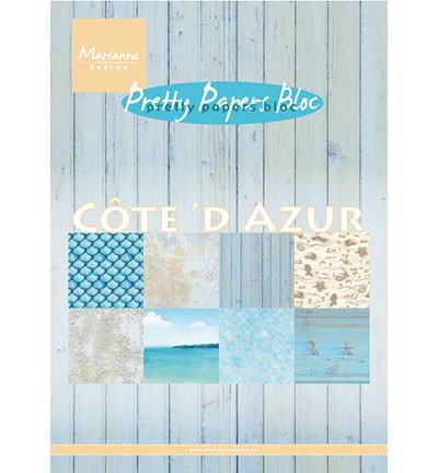 Papier » Marianne Design » Pretty Papers - A5 PK9146
