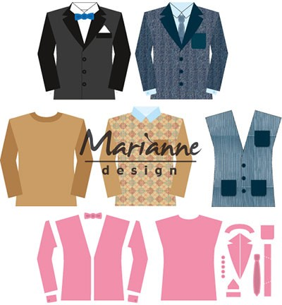 Marianne Design » Collectables COL1434