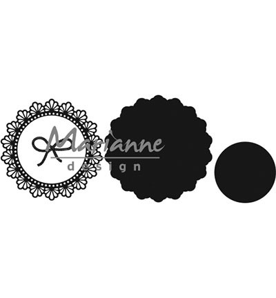 Marianne Design »Craftables Twine circle  CR1414