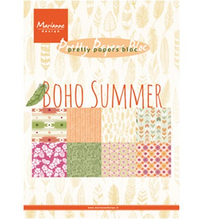 Marianne Design » Pretty Papers - A5 PK9148