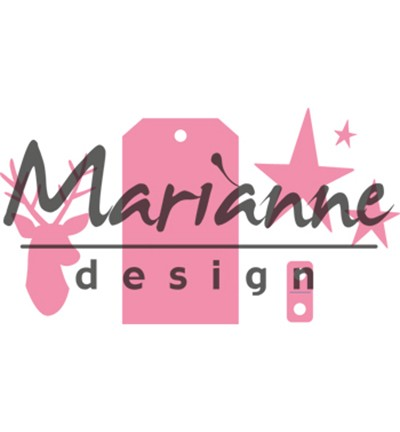 Cutting / embossing » Marianne Design » Collectable COL1442