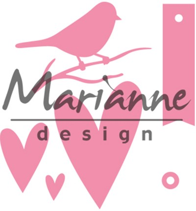 Cutting / embossing » Marianne Design » Collectable COL1443