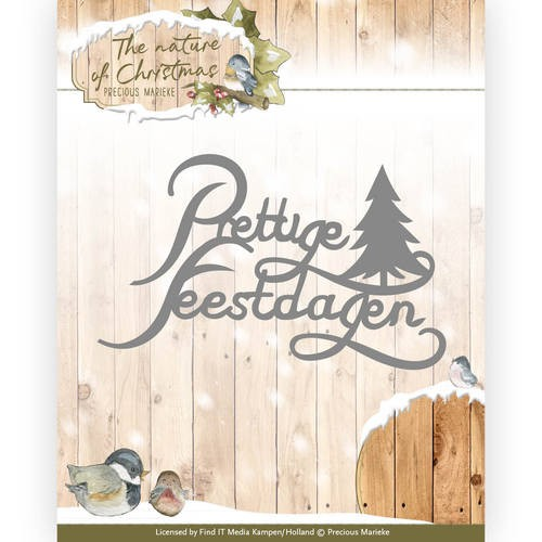 Precious Marieke - The nature of Christmas - Prettige Feestdagen