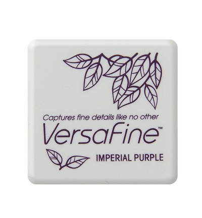 VersaFine Small Inkpad--Imperial Purple VF-SML-037