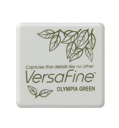 VersaFine Small Inkpad--Olympia Green VF-SML-061