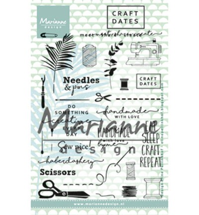 Marianne EC0166 - Craft dates 2   EC0167