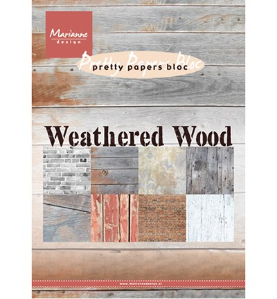 Pretty paperpack PK9155 - Weathered wood