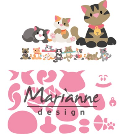 COLLECTABLE COL1454 - Eline`s kitten