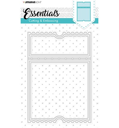 STENCILSL98 - Embossing Die Cut Stencil Essentials nr.98