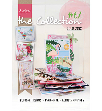 Marianne Design CAT1367 - The Collection 67-2018