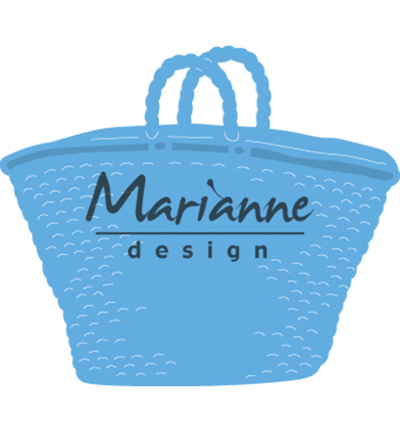 LR0543 - Marianne Design Creatable Beach bag