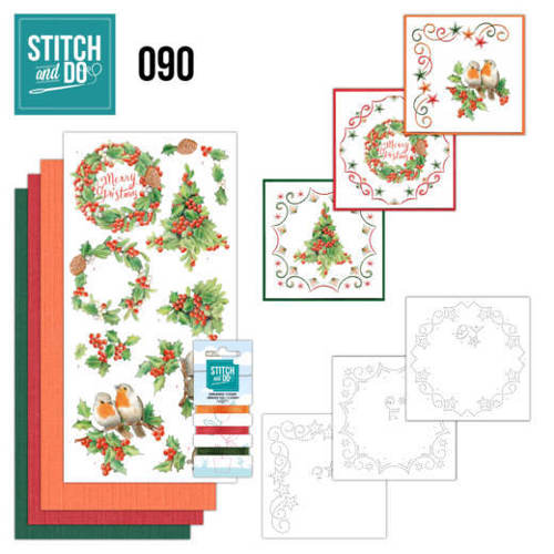 Stitch and Do 90 - Merry Christmas