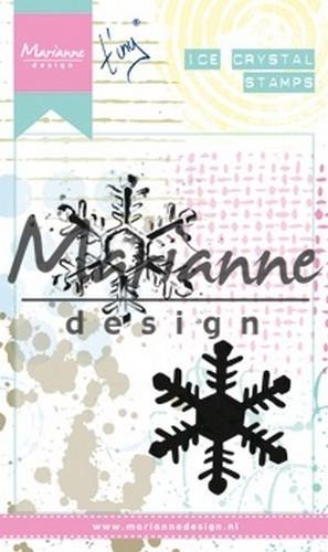 Marianne D Cling stamps Tiny's ijskristal   MM1626