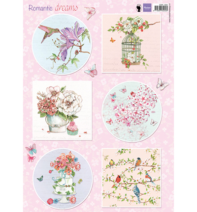 EWK1264 - Romantic Dreams - Pink