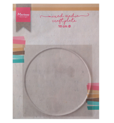 LR0016 - MM craft plate circle