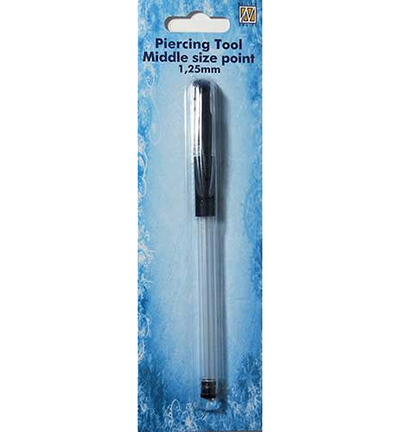 Piercing tools middle size point (prikpen)