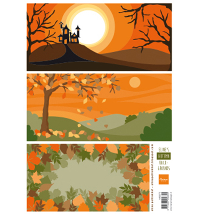 Eline's Autumn Backgrounds