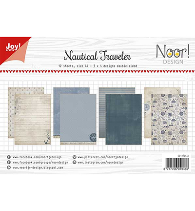 Noor - Design Nautical Traveler