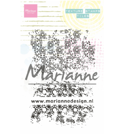 Clearstamp MD MM1627 - Texture stamps - Script