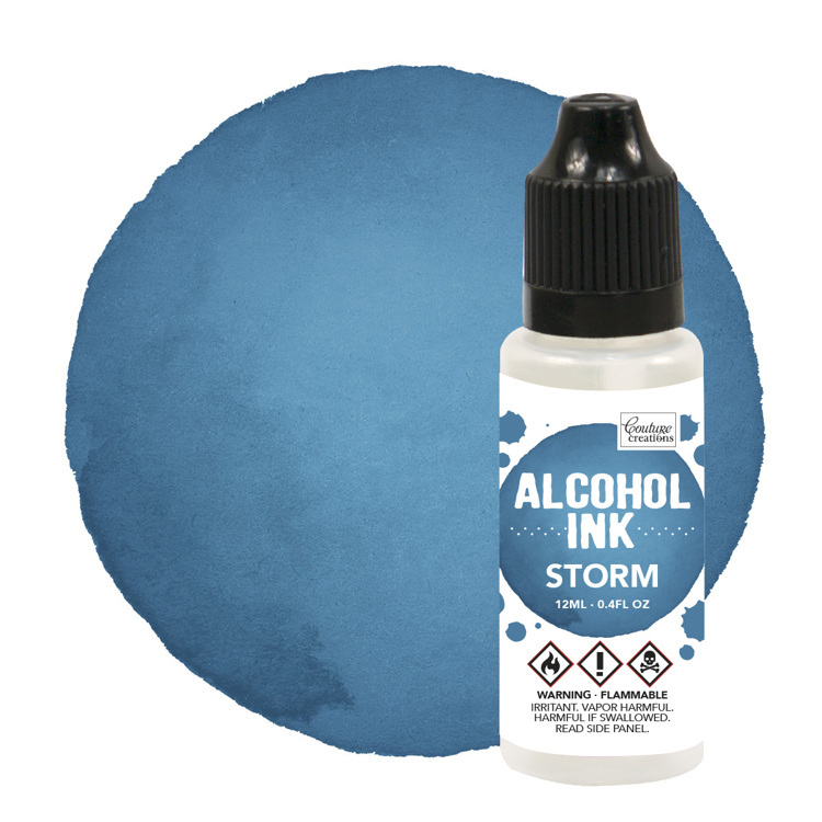 Alcohol Ink Stream / Storm (12mL | 0.4fl oz)