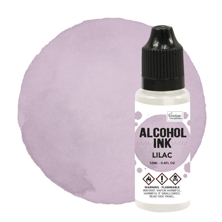 Alcohol Ink Shell Pink / Lilac (12mL | 0.4fl oz)