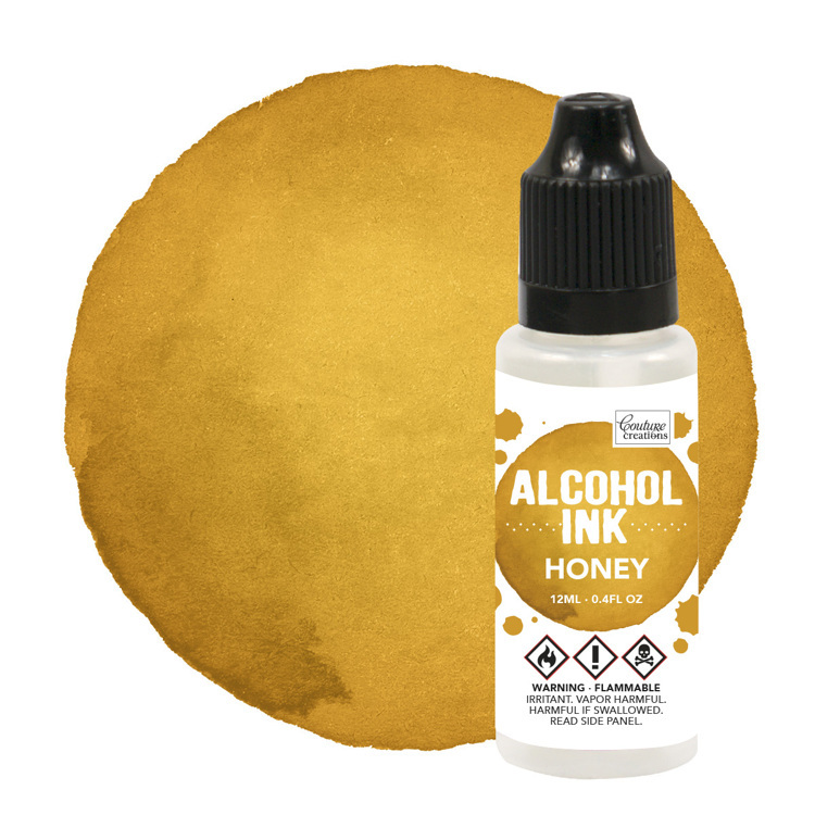 Alcohol Ink Butterscotch / Honey (12mL | 0.4fl oz)