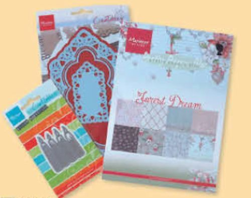 Marianne Design PA4116 - Product assorti - Forest Dream