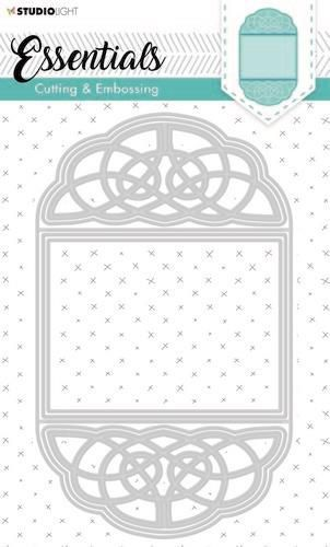 Studio Light Embossing Die Cut Essentials nr.262 STENCILSL262 (03-20)
