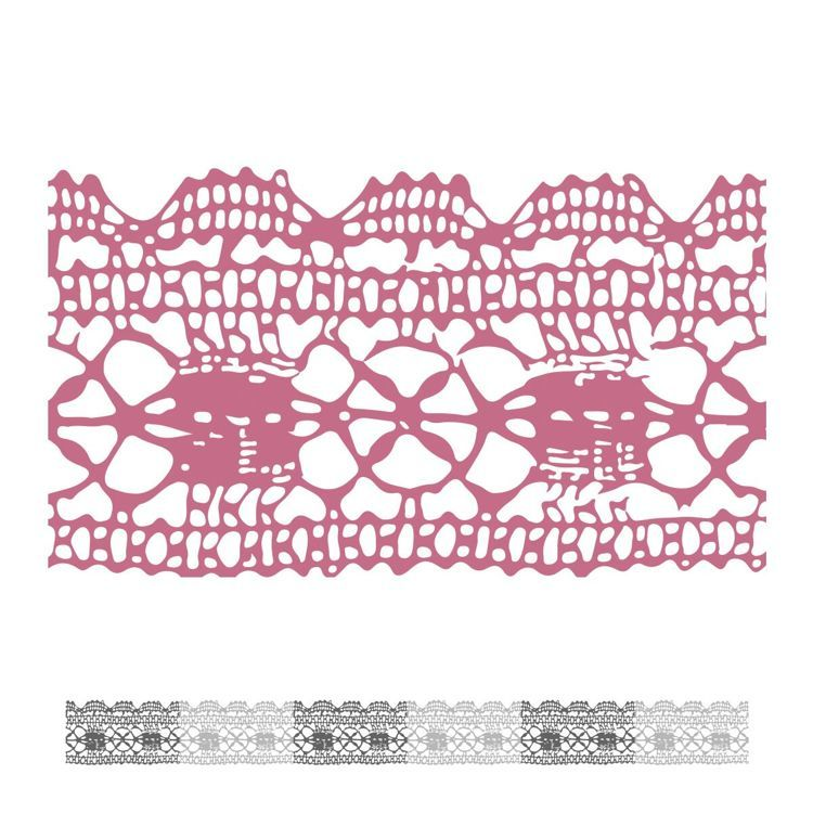 Lacey Mini Stamp (1pc)