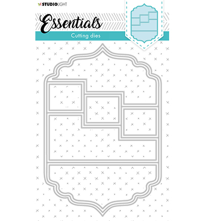 Studio Light - Cutting & Embossing Die - Essentials - nr.369
