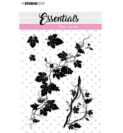 SL Clear Stamp Vines Essentials nr.23