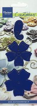 Creatables Ribbon Flower nr.2 LR0109 *