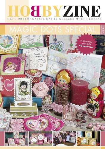 Hobbyzine 2 - Magic Dots Special