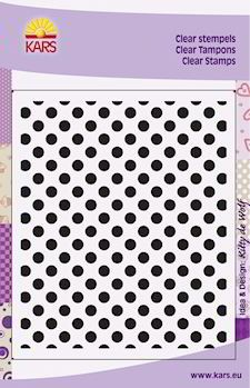 CLEAR STEMPEL BIG DOT