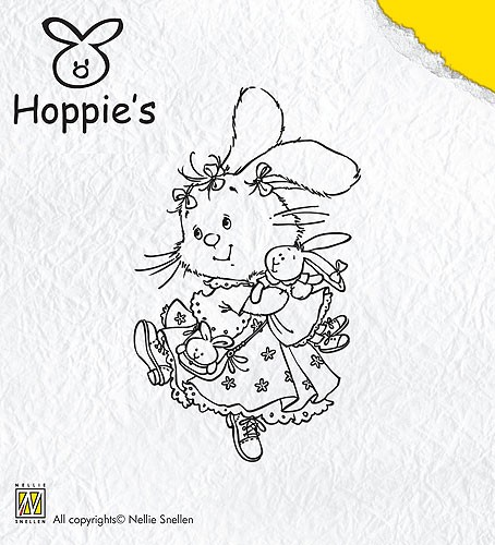 Clear Stamp Hoppie`s 1 - Favorite Doll