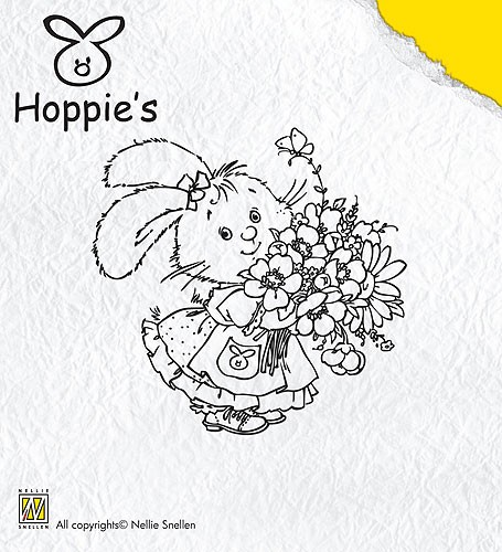 Clear Stamp Hoppie`s 2 - Flowers