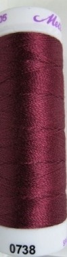 METTLER GAREN SILK FINISH 0738
